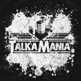 Talkamania (Black & White)