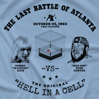 Last Battle of Atlanta 1983