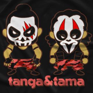 Tanga & Tama T-shirt