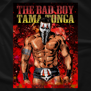 Tama Tonga The Bad Boy T-shirt