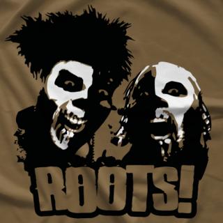 TANU Roots T-shirt