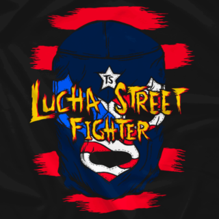 Lucha Street Fighter