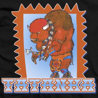 Tatanka Bison T-shirt