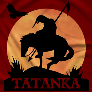 Tatanka End Of The Trail T-shirt