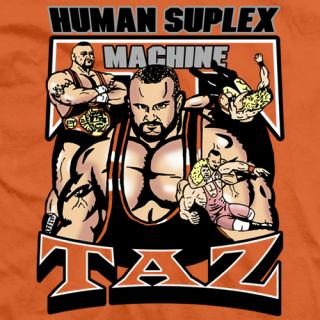 Caricature Taz T-shirt