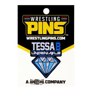 Tessa Blanchard - Diamond Wrestling Pin