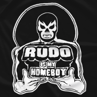Rudo is my homeboy