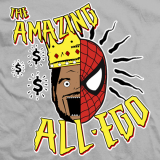 Amazing All Ego T-shirt