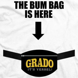 Grado The Bum Bag T-shirt