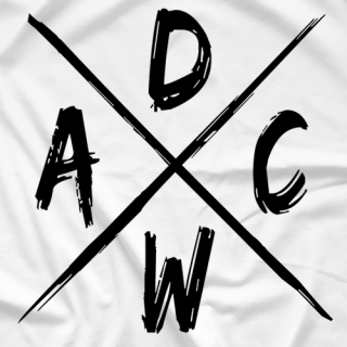 ADCW Cross (Double-Sided)