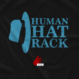 Human Hat Rack