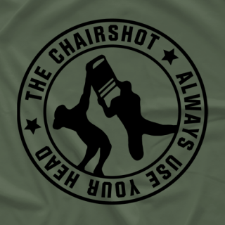 Chairshot Black Logo