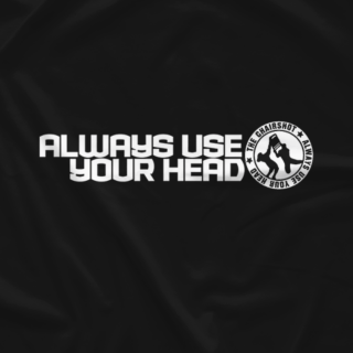 Always Use Your Head Logo