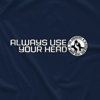 Always Use Your Head Husky Font