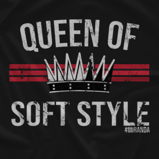 Queen Of Soft Style (Available in 4 Colors!)