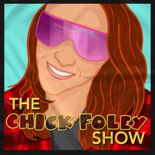 The Official Tee of The Chick Foley Show
