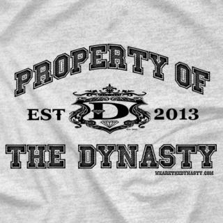 PROPERTY OF DYNASTY