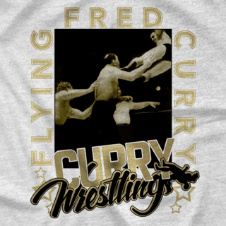 Flying Fred Curry Wrestling
