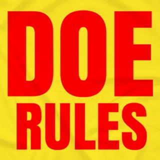 Doe Rules