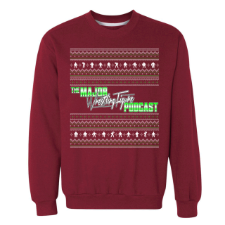 Major Wrestling Ugly Sweater