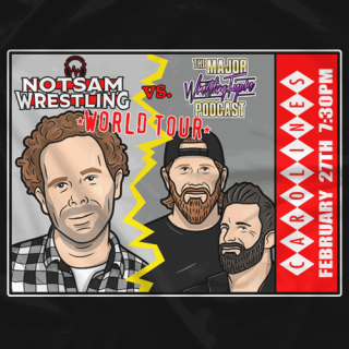 Notsam Wrestling vs. MWFP: World Tour