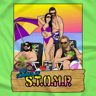 Summer of S.T.O.M.P.