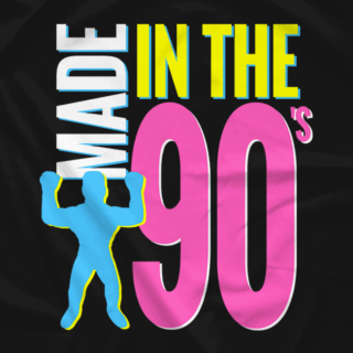 MADE IN THE 90'S (VARIANT)