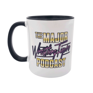 The Major Wrestling Figure Podcast 11 oz. Mug