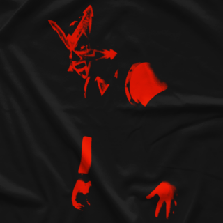 Red Silhouette