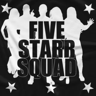 Five Starr SQUAD