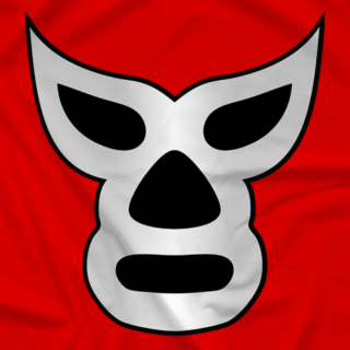Red Demon Face Logo