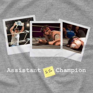 Assistant [to the] Champion