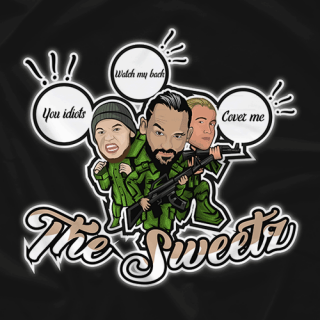 The Sweetz Army (black)
