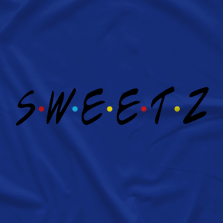 Sweetz Inspired Tee (blue)