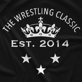 The Wrestling Classic EST. 2014 T-shirt