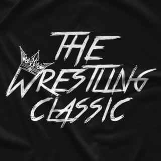 The Wrestling Classic Logo T-shirt