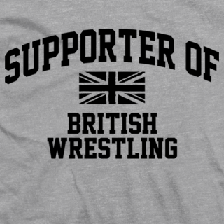 Support British Wrestling