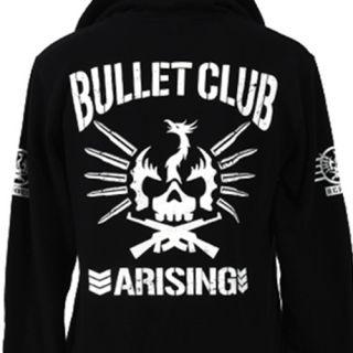 Bullet Club Arising Zip-Up