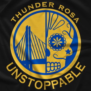 Thunder Rosa Unstoppable T-shirt