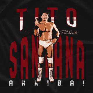 Tito Santana Retro