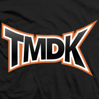 TMDK Logo Orange