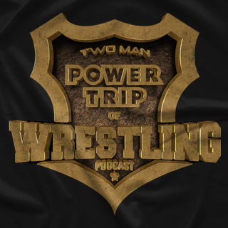 Two Man Power Trip Logo T-shirt