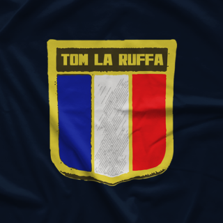 Tom La Ruffa French Flag T-shirt