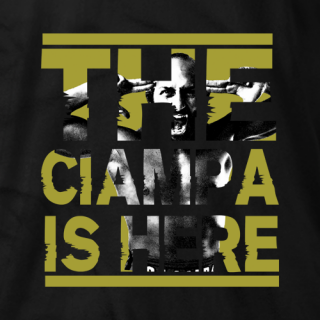 The Ciampa is Here T-shirt