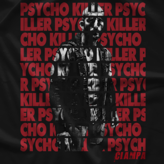Tommaso Ciampa Psycho Killer Repeat T-shirt