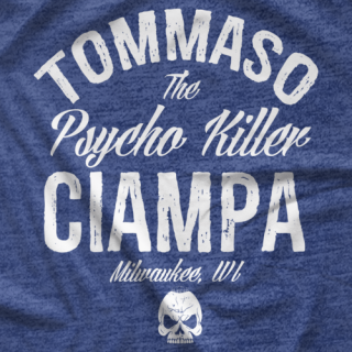 Tommaso Ciampa Milwaukee T-shirt