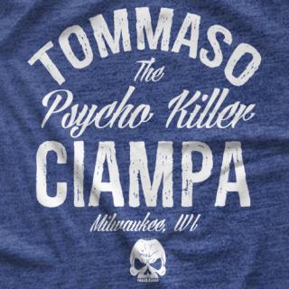 Tommaso Ciampa Milwaukee T-shirt