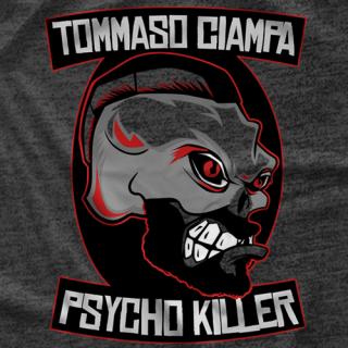 Tommaso Ciampa Pshyco Killer T-shirt