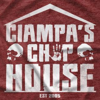 Tommaso Ciampa Ciampa's Chop House  T-shirt