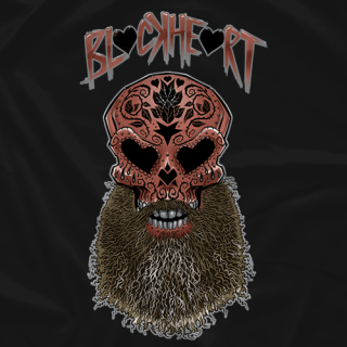 Blackheart (Front Only)